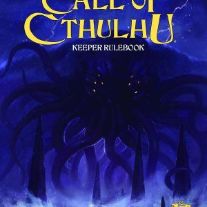 Call of Cthulhu Keeper Rulebook Cover