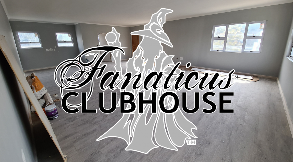 fanaticus clubhouse logo background