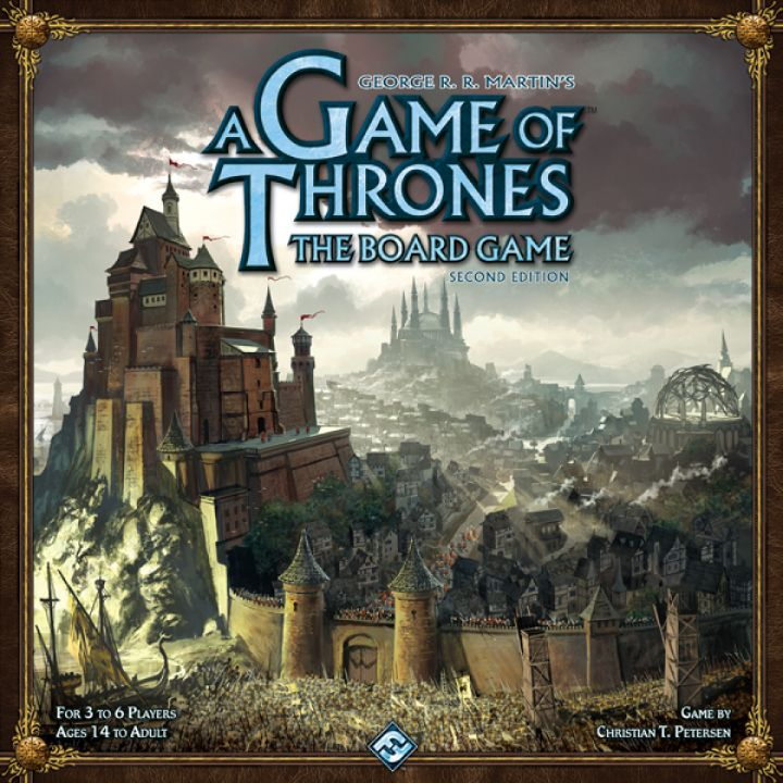 A Game of Thrones: The Board Game boxshot