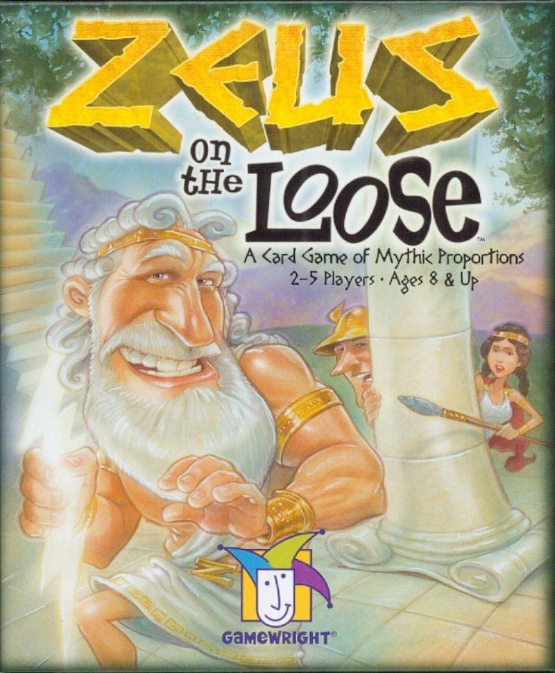Zeus on the Loose boxart