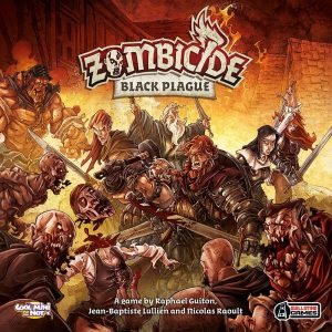 Zombicide Black Plague boxart